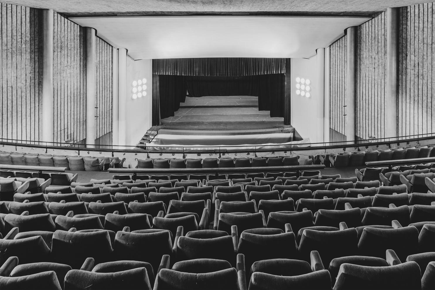 Cine-teatro Duni - Matera 1949, E.Stella
