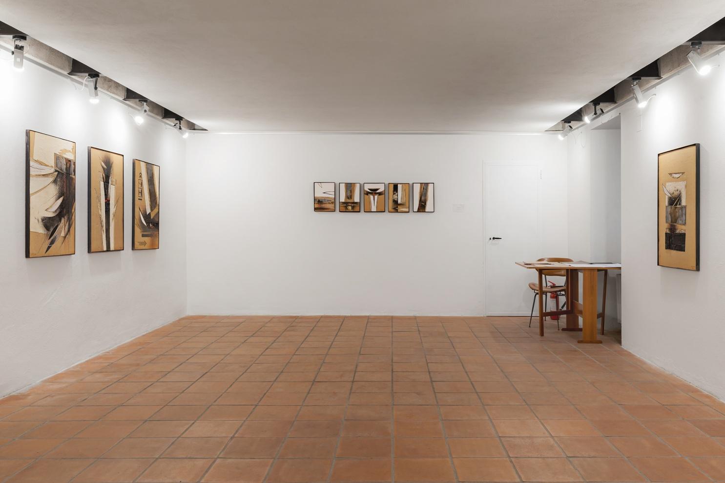 GALLERIA ARTI VISIVE | Ernesto Terlizzi