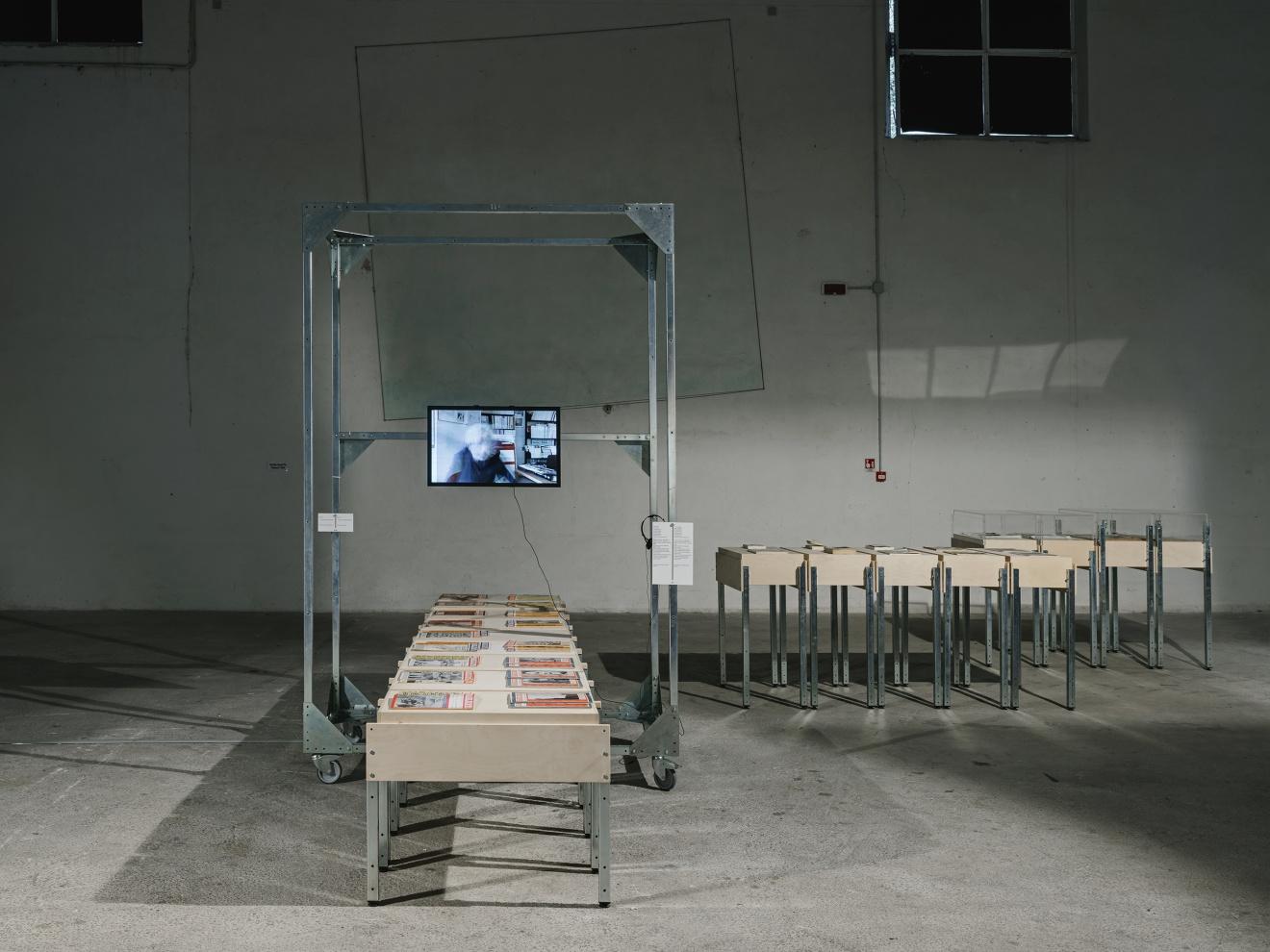 I-DEA: De-Archiving Dwelling | Pelin Tan e Liam Gillick