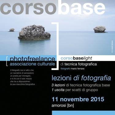 lezioni di fotografia light | 2015