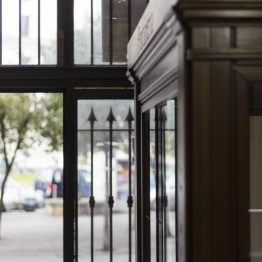 portineria condominio | piazza carlo III | napoli