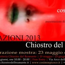 Redpages (2013), Chiostro del Bramante, Roma