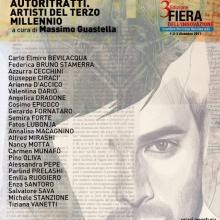 AUTORITRATTI. ARTISTI DEL TERZO MILLENNIO (2011) 3° fiera dell'innovazione Galatina (Lecce)
