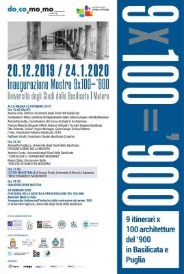do.co,mo.mo ITALIA - MOSTRA 9X100='900