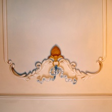 Soffitti decorati