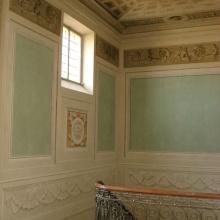Restauro dipinti e decorazioni murali di un  palazzo nobile