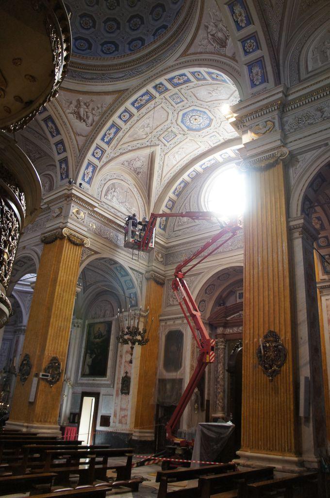Chiesa S. Maria in Castello, Viadana (Mn)