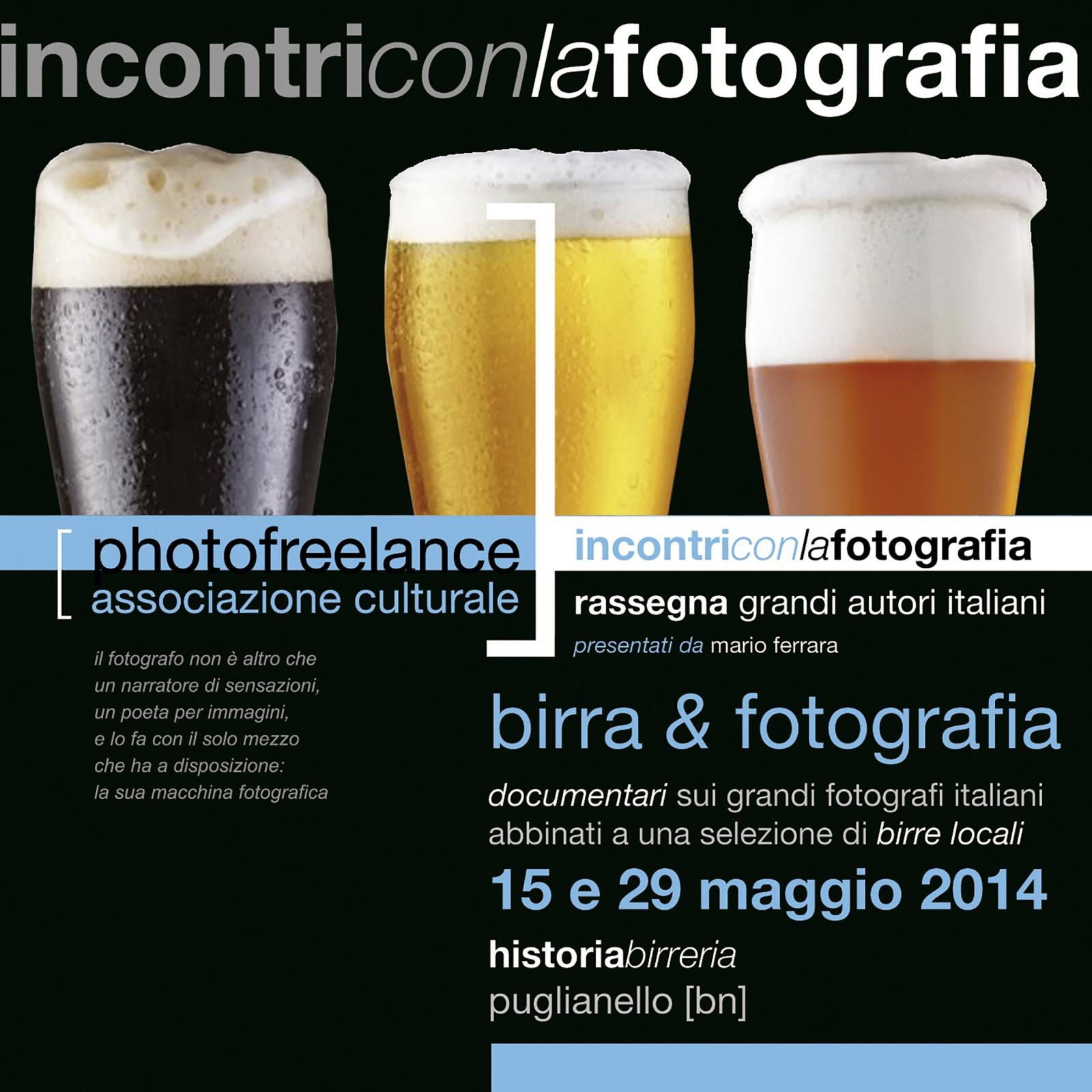 birra e fotografia 2014