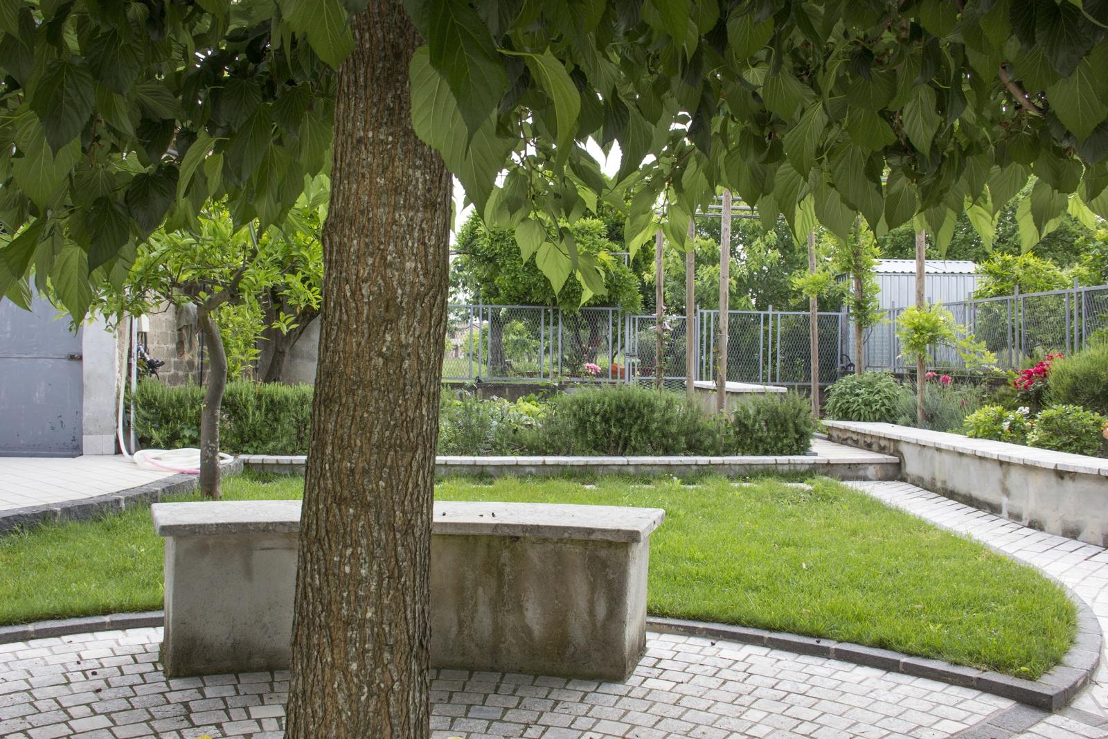 giardino franco | amorosi | bn