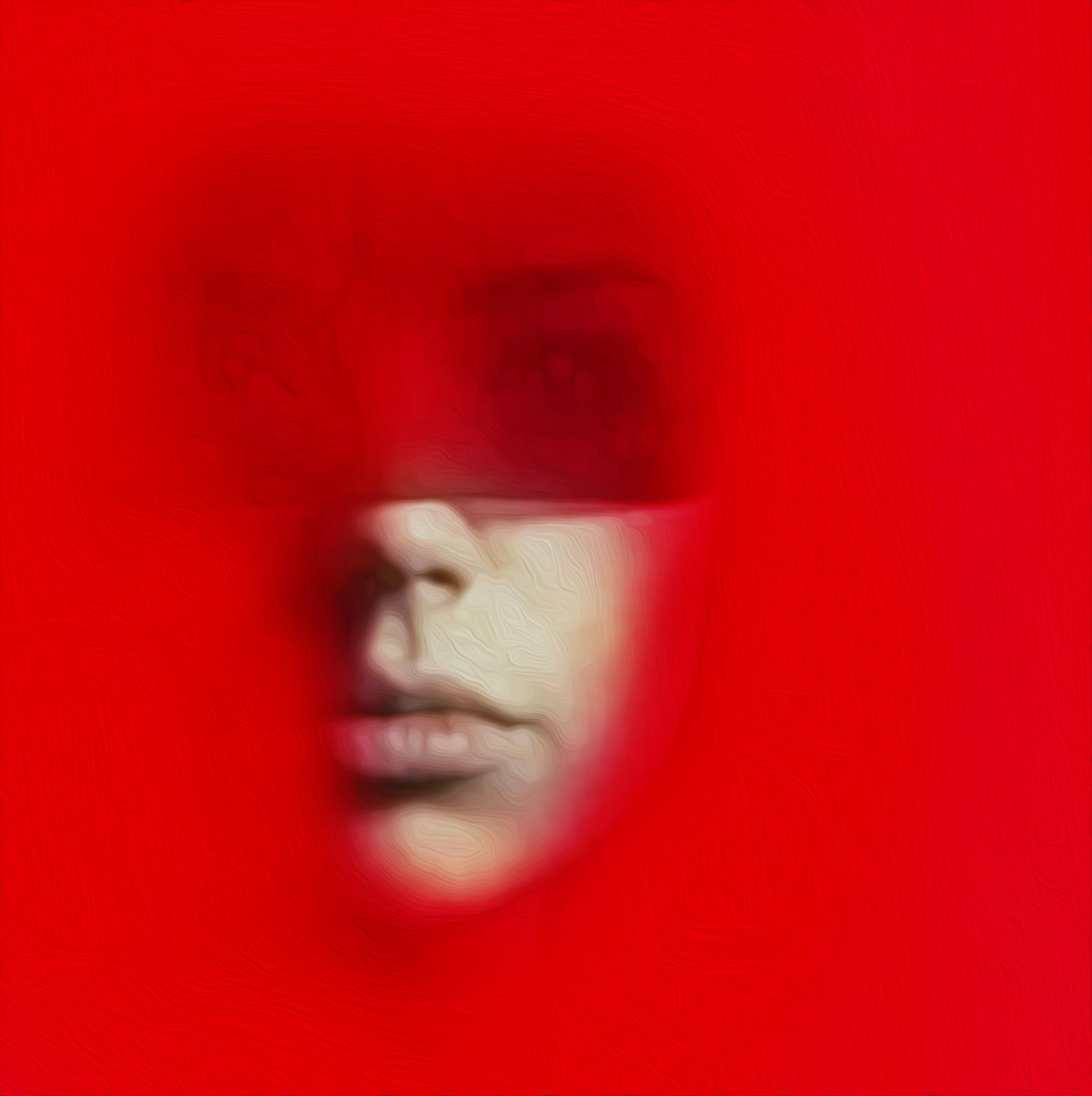 Lucia  - Olio su tela, 2013