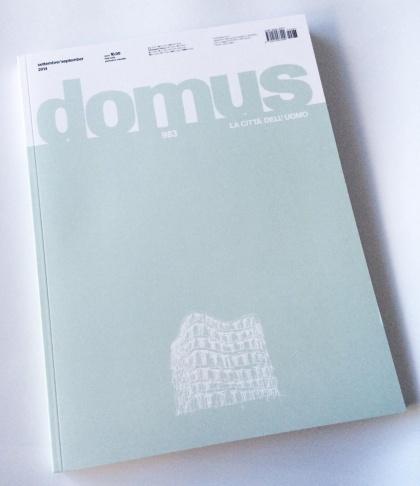 DOMUS, 2014
