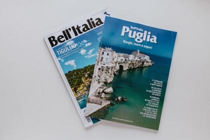 BELL'ITALIA - SPECIALE PUGLIA, 2019