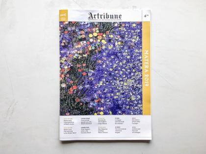 ARTRIBUNE - SPECIALE MATERA 2019 4/4