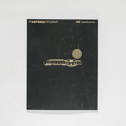 Catalogo ANTEZZA TIPOGRAFI