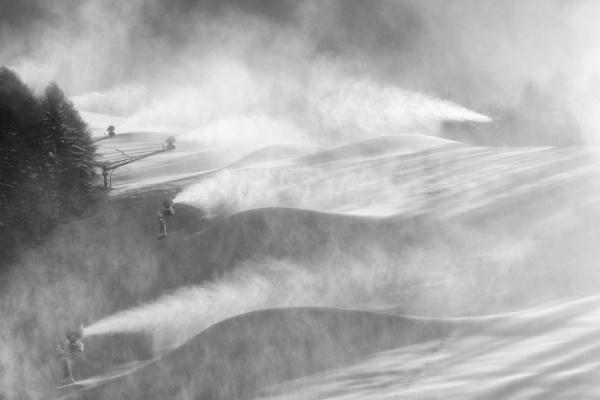 Le due facce dello sci