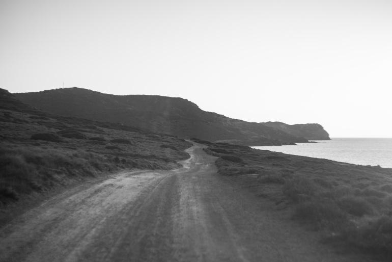 Lungo la costa