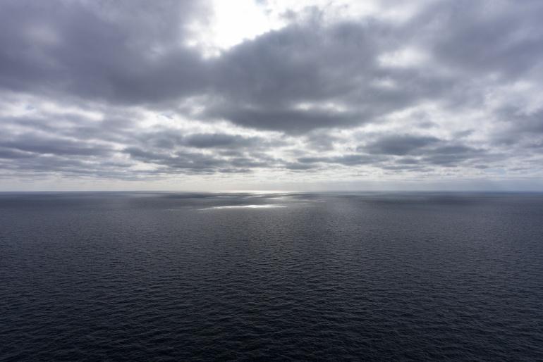 A nord di Capocaccia, verso Punta Cristallo