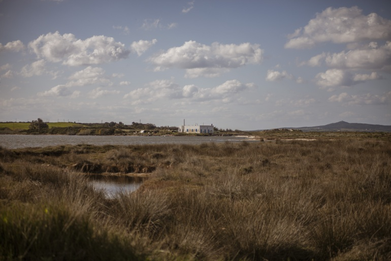 Fiume Santo (the forgotten beach)